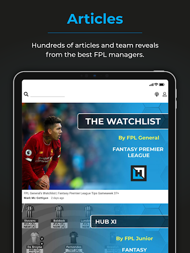Fantasy Football Hub 1.1.12 screenshots 9