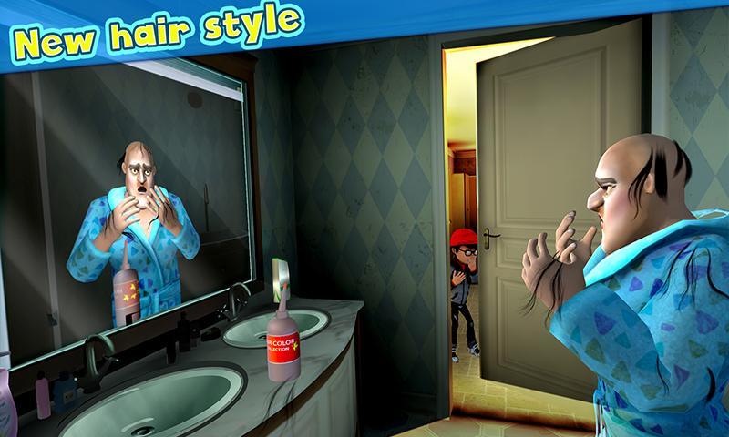 Scary Teacher 3D  poster 1