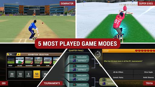 MSD: World Cricket Bash APK MOD (Astuce) screenshots 1