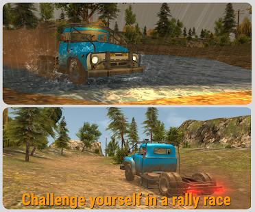 Russian Car Driver ZIL 130 1.1.5 Screenshots 5