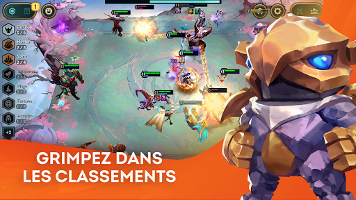Teamfight Tactics : jeu de stratégie LoL  screenshots 4