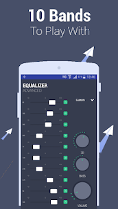 Equalizer – Advanced 10 band EQ with bass booster 1.9 Apk 1