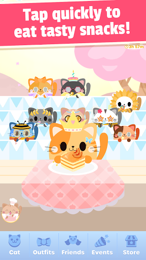 Greedy Cats: Kitty Clicker 1.4.0 screenshots 2