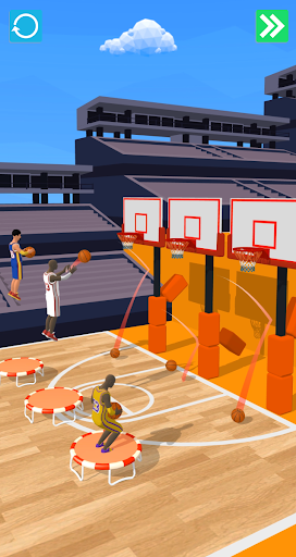 Basketball Life 3D  APK MOD (Astuce) screenshots 2