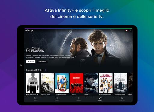 Mediaset Infinity TV apktram screenshots 9
