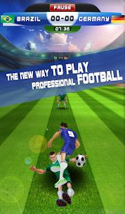 Soccer Run: Offline Football Games screenshots 21