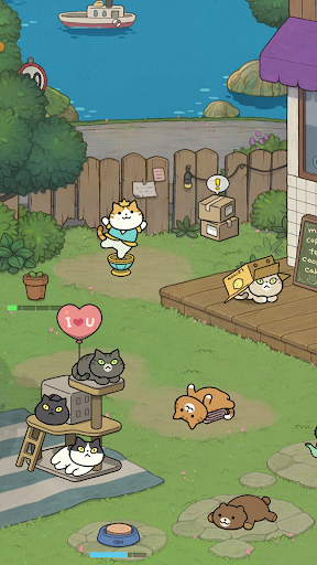 Fantastic Cats modiapk screenshots 1
