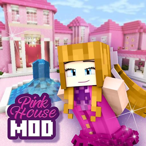 Pink Princess House Map
