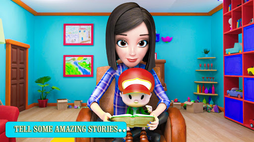Busy Virtual Mother Simulator 2021 ud83dudc69 android2mod screenshots 6