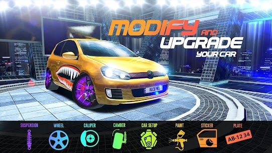 Race Pro v1.8 MOD (Money/Coins) APK 2