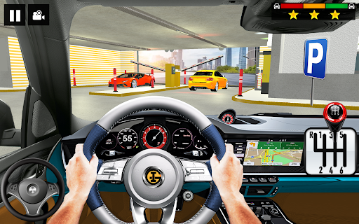Real Car Parking 2020 - Advance Car Parking Games  screenshots 1