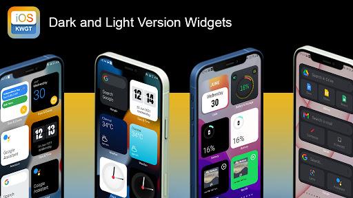 Download APK: iOS Widgets KWGT v2021.Jun.30.12 [Paid]