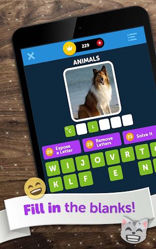 Crossword Quiz - Crossword Puzzle Word Game! 3.85g screenshots 10