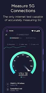 Speedtest by Ookla Apk Son S r m 2021 5