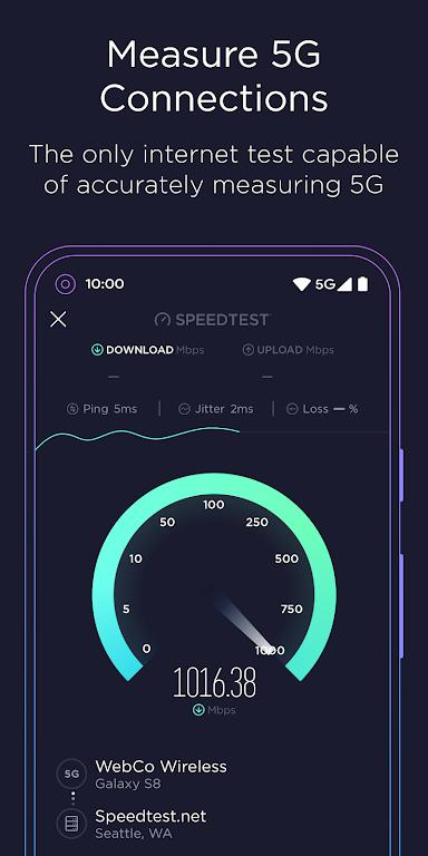 Speedtest by Ookla  poster 4