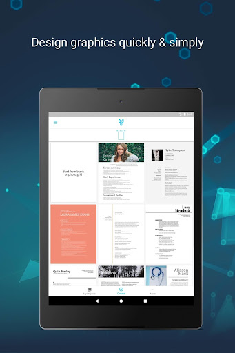 CV & Resume Creator android2mod screenshots 7