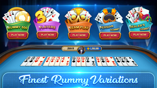 Rummy 500 1.7.9 screenshots 17