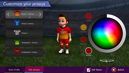 Pro League Soccer 1.0.3 screenshots 8