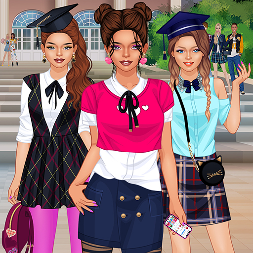College Girls Team Makeover