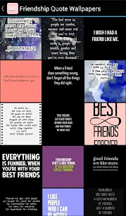 Friendship Quote Wallpapers  For Pc – Free Download And Install On Windows, Linux, Mac 2