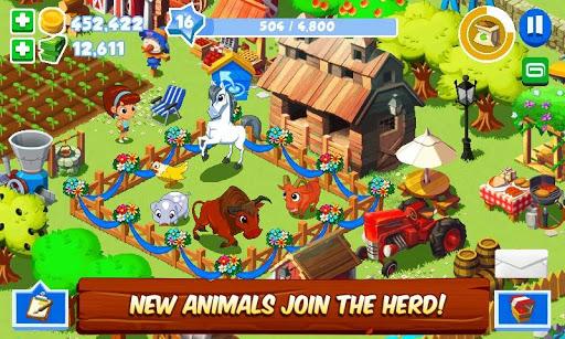 Green Farm 3  screenshots 17