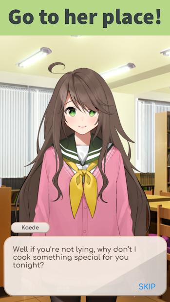 High School Dog Simulator 【Visual Novel】 screenshot 6