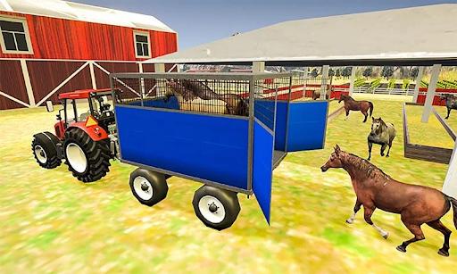 Farming Simulation Modern 22 Tractor 1.0.6 screenshots 2