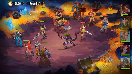 Juggernaut Wars - raid RPG games 1.4.0 screenshots 16
