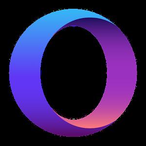 Opera Touch fast new modern web browser 2.9.3 by Opera logo