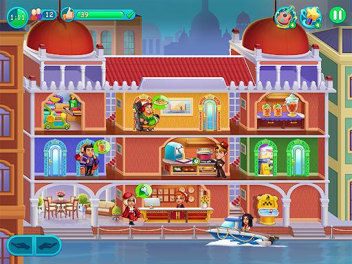 Hotel Madness: Grand Hotel Doorman Mania Story 1.0.7 screenshots 11