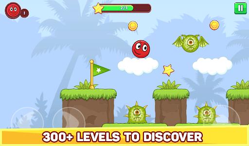 Bounce Ball 5 - Jump Ball Hero Adventure 3.9 Screenshots 22