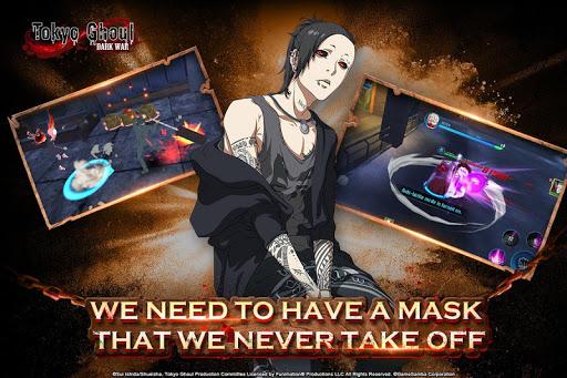 Tokyo Ghoul: Dark War 1.2.14 Screenshots 1
