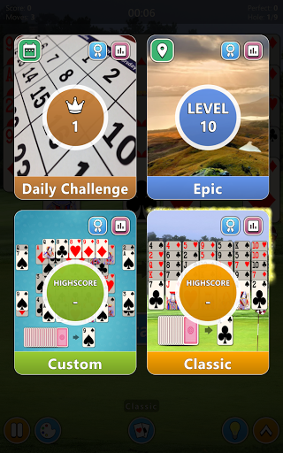 Golf Solitaire Ultimate 1.2.2 3