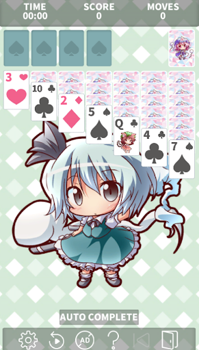 Solitaire - Touhou Project Theme ~【東方】ソリティア hack tool