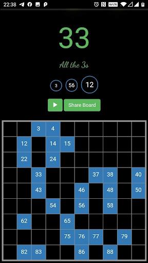 tambola number generator screenshot 2