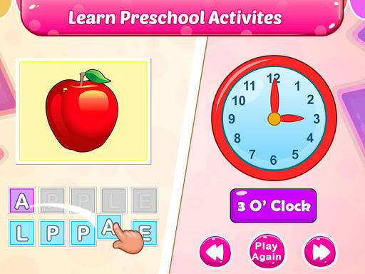 Baby Games: Toddler Games for Free 2-5 Year Olds apkmr screenshots 6