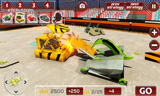 Battlebots Battle Simulator Screenshot 2