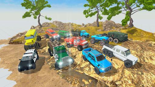 Offroad Simulator 2021: Mud & Trucks  screenshots 3