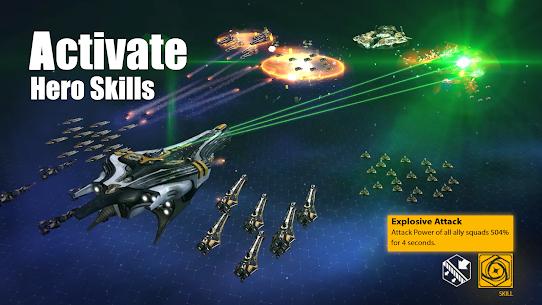 ASTROKINGS Spaceship Wars Space Strategy Apk Mod Download 4
