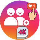 4K Followers -- followers& Likes for Instagram
