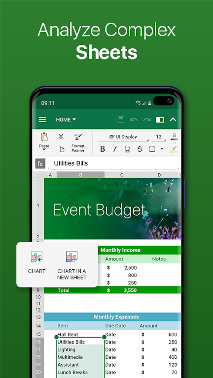 OfficeSuite - Word docs, Excel sheets, PDF & more  poster 1