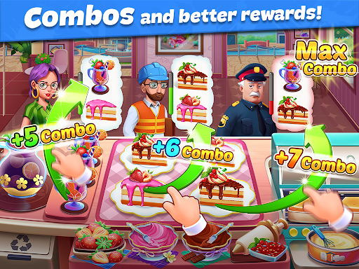 Food Voyage: New Free Cooking Games Madness 2021  Pc-softi 15