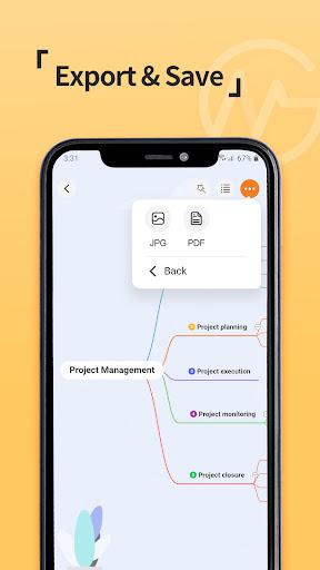 GitMind - Mind Map & Concept Map Maker apktram screenshots 7