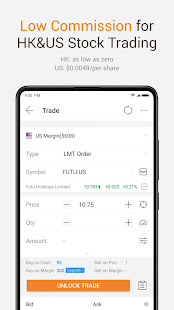 Futubull - US/HK Stocks Quotes and Trading APP