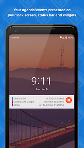 Calendar Notify – Widget, Lock and Status bar 2.19.306 Apk 1