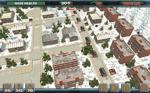 World War 3 - Global Conflict (Tower Defense) 1.6 screenshots 6