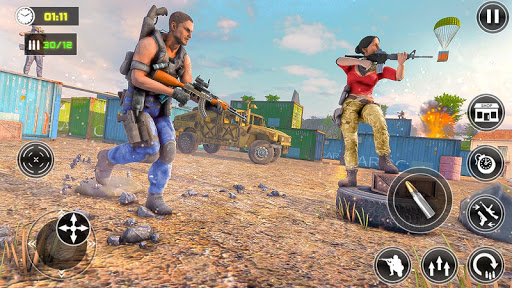 Call of the Modern commando: IGI Mobile Duty game 1.0.9 screenshots 2