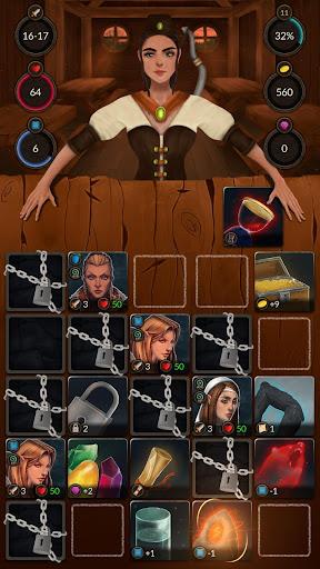 Crossroads: Roguelike RPG Dungeon Crawler APK MOD – Monnaie Illimitées (Astuce) screenshots hack proof 1