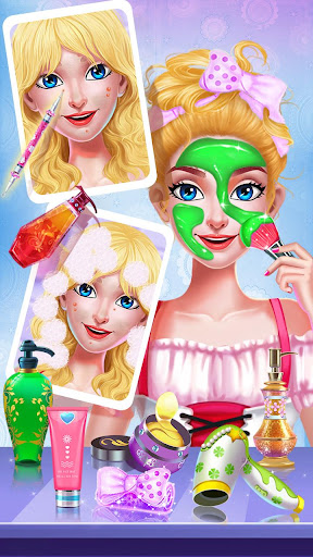 ud83dudc78ud83dudc57Sleeping Beauty Makeover - Date Dress Up  screenshots 5