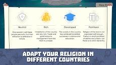 God Simulator. Sandbox strategy game Religion Inc.のおすすめ画像4